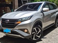 Silver Toyota Rush 2019 for sale in Automatic