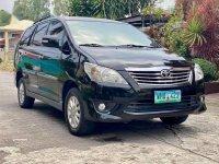 Black Toyota Innova 2013 for sale