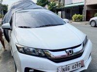Selling White Honda City 2017 in Quezon City