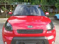 Selling Red Kia Soul 2011 in Quezon City