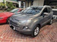 Silver Ford Ecosport 2015 for sale in Manila