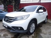 White Honda Cr-V 2015 for sale in Automatic