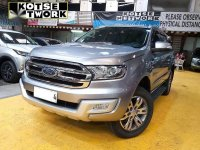 Silver Ford Everest 2016 for sale in Automatic