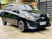 Black Toyota Wigo 2019 for sale in Automatic