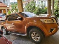 Brown Nissan Navara 2017 for sale in Cebu City