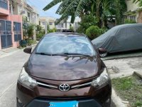 Brown Toyota Vios 2016 for sale in Parañaque