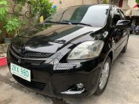 Selling Black Toyota Vios 2007 in Makati City