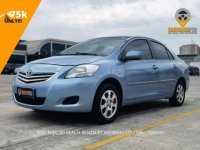 Selling Blue Toyota Vios 2010 in Manila