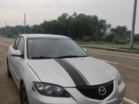 Silver Mazda 3 2005 for sale in Automatic