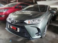 Selling Green Toyota Vios 2021 in Quezon