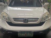 Selling White Honda Cr-V 2008 in Marikina