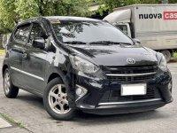 Sell Black 2017 Toyota Wigo in Makati
