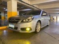 Selling Silver Subaru Legacy 2013 in Pasay