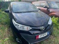 Selling Black Toyota Vios 2020 in Quezon