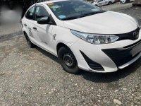 Selling White Toyota Vios 2019 in Valenzuela
