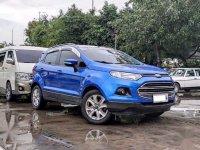 Blue Ford Ecosport 2016 for sale in Malvar