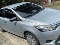 Selling Brightsilver Toyota Vios 2016 in Muntinlupa
