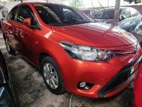 Selling Orange Toyota Vios 2017 in Quezon
