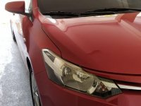 Selling Rred Toyota Vios 2014 in Caloocan