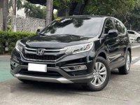 Black Honda Cr-V 2017 for sale