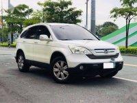 Selling White Honda Cr-V 2007