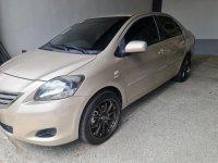 Selling Beige Toyota Vios 2013 in Pasig