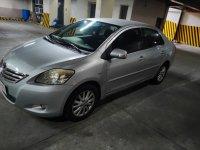 Brightsilver Toyota Vios 2010 for sale in Quezon