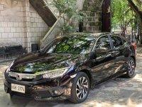 Sell Black 2017 Honda Civic in Malabon