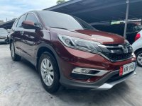 Selling Red Honda Cr-V 2016 in Las Piñas