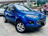 Sell Blue 2014 Ford Ecosport in Malvar