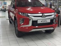 Red Mitsubishi Strada 2021 for sale in Quezon