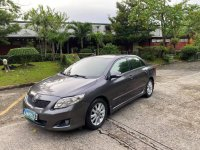 Grey Toyota Corolla Altis 2009 for sale in Automatic