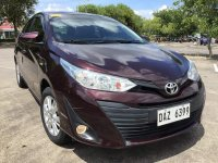 Selling Red Toyota Vios 2020 in Lucena