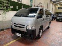 Sell Silver 2018 Toyota Hiace in San Juan
