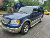 Sell Blue 2006 Ford Expedition in Valenzuela