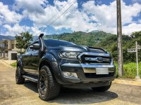 Sell Black 2016 Ford Ranger in Baguio