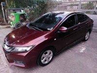 Red Honda City 2015 for sale in Makati