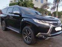 Black Mitsubishi Montero Sports 2019 for sale in Quezon