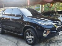 Selling Black Toyota Fortuner 2020 in Pasig