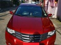 Selling Red Honda City 2010 in Navotas