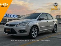 Selling Silver Ford Focus 2012 in Manila