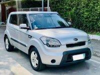 Silver Kia Soul 2011 for sale in Automatic
