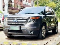 Grey Ford Explorer 2014 for sale in Pateros