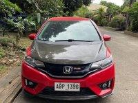 Red Honda Jazz 2015 for sale in Manila