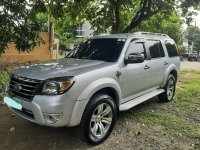 Brightsilver Ford Everest 2010 for sale in Quezon