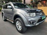 Selling Silver Mitsubishi Montero 2014 in Quezon