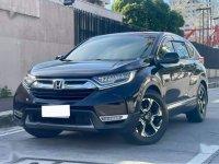 Black Honda CR-V 2019 for sale in Malvar