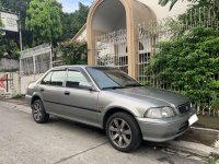 Selling Silver Honda City 1998 in Manila