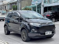 Blacl Ford Ecosport 2015 for sale in Manual