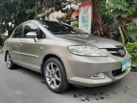 Selling Silver Honda City 2006 in Quezon